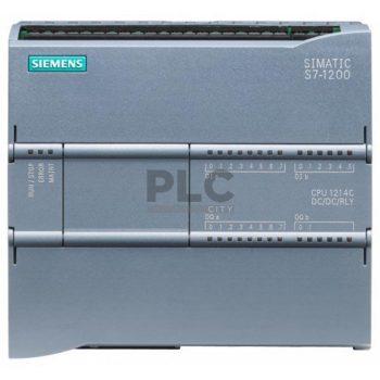 SIEMENS S7-1200 PLC CPU 6ES7214-1AG40-0XB0
