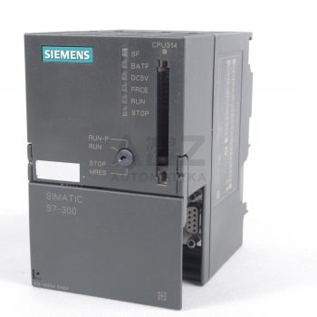 Siemens S7-300 PLC CPU 6ES7314-1AE04-0AB0