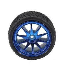 Wheel 65mm - Rubber Tire