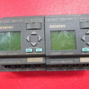 Siemens Logo PLC CPU 6ED1052-1MD00-OBA5