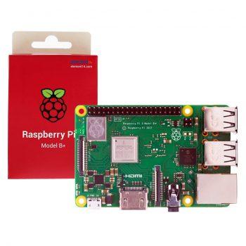 resberry pi3 b+