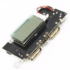 Power Bank Controller with LCD
