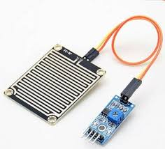 Raindrop Sensor Module