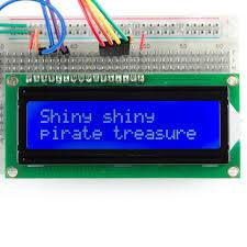 LCD 16*2 Display