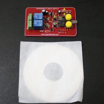 ESP8266 WiFi 2 Channel IoT Smart Switch