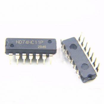 HD74HC11P