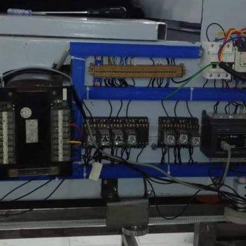 Automatic Tubular machine
