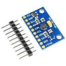 9 DOF Accelerometer Gyroscope Magnetometer MPU-9250