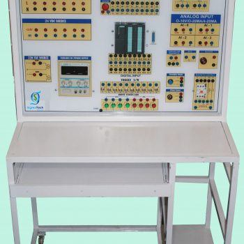 SIEMENS S7-300 PLC TRAINER BOARD