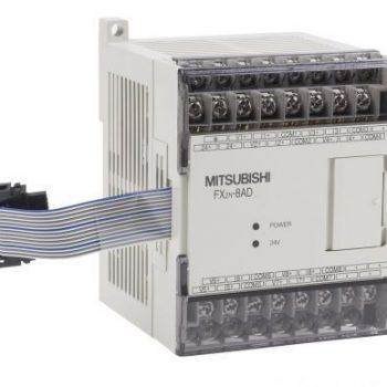 PLC Mitsubishi FX2N 8AD Analog Input Module