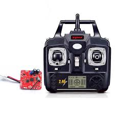 SYMA X5C TRANSMITTER AND RECEIVER