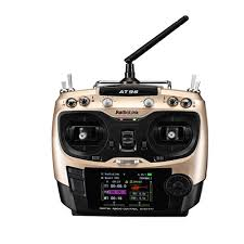 RADIOLINK AT9S REMOTE CONTROL SYSTEM 2.4GHZ 10CH TRANSMITTER W/ R9DS 9CH RECEIVER